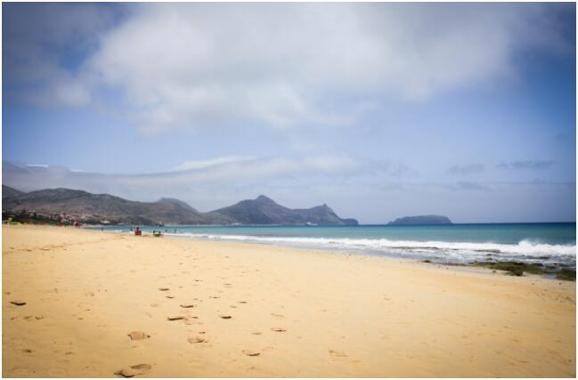 Madeira also pampers visitors with great beaches