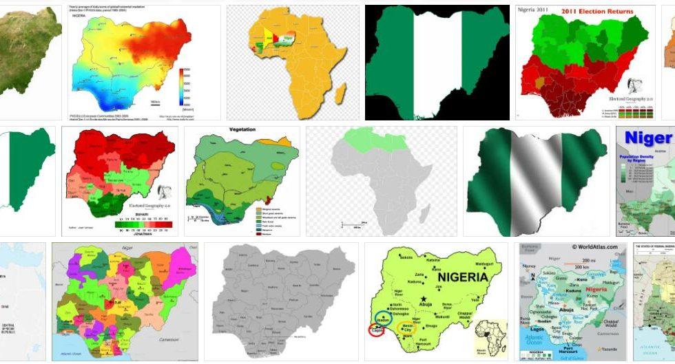 Nigeria geography