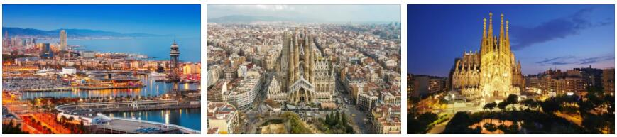 Museums, Theaters, and Parks in Barcelona, Catalonia