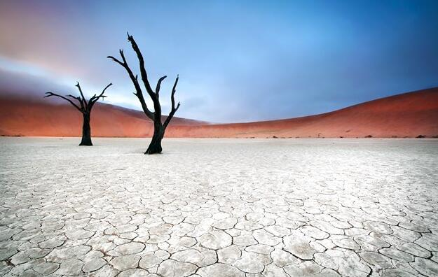 Travel on Your Own in Namibia